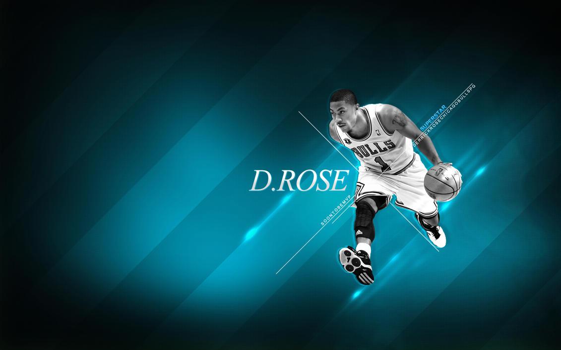 Derrick Rose Wallpaper Mvp Derrick Rose MVP by slkscrn