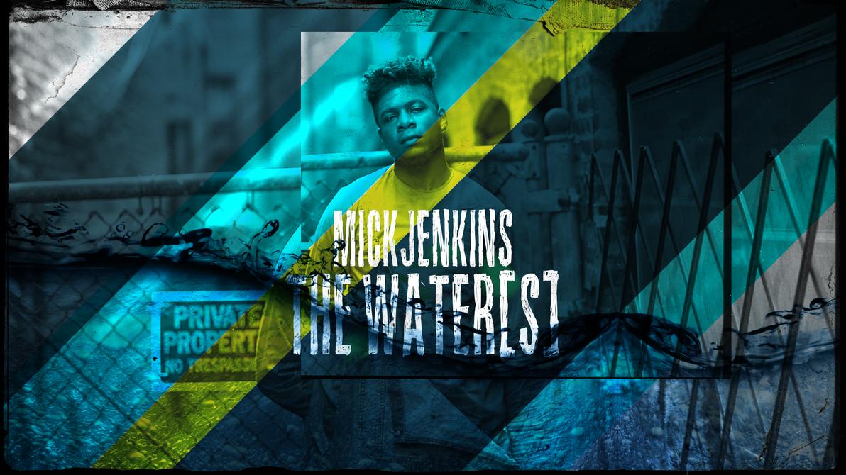 Mick Jenkins by slkscrn