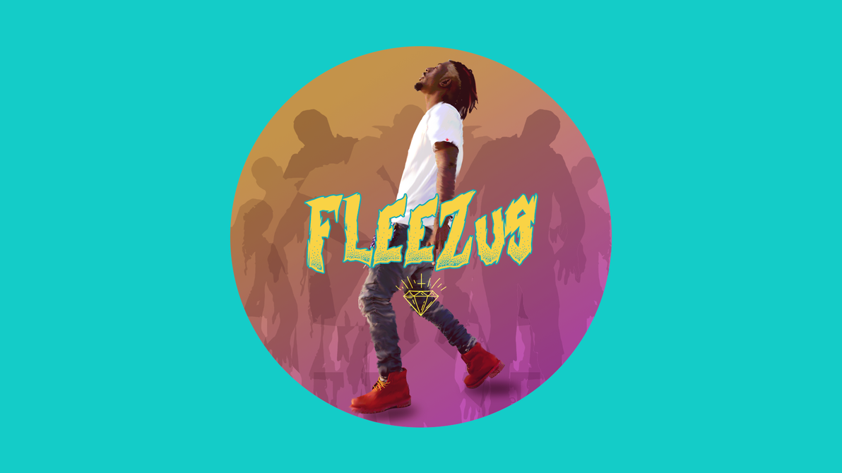 Meechy Darko aka Fleezus Christ by slkscrn