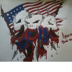 America! by Berhaupt