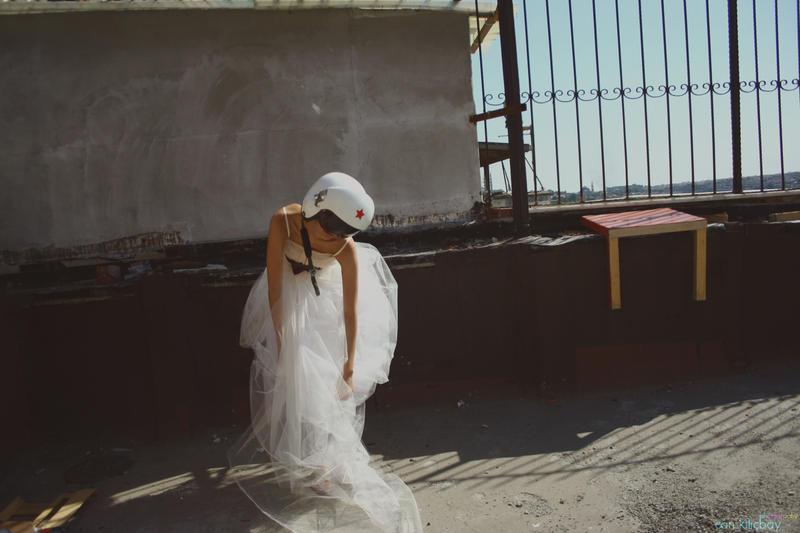 A.Cosmonaut.Wedding by Turkish-Romeo-BoY