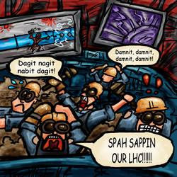 Spy Sappin...