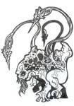 Necromorph Baby Thingy