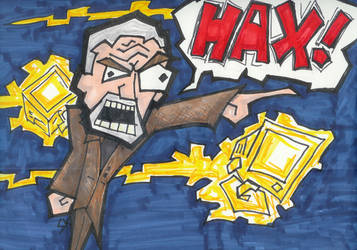 Dr HAX by KrewL-RaiN