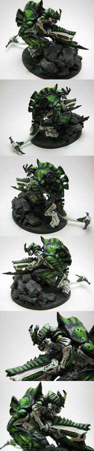 Rupture Cannon Tyrannofex
