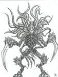 Protoss-Zerg Hybred