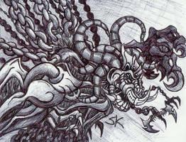 Chain Monster Thinger