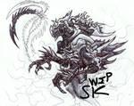 Monster Xeno WIP