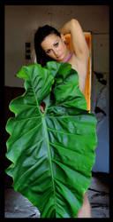 Leaf and Natalie by ishootpeople