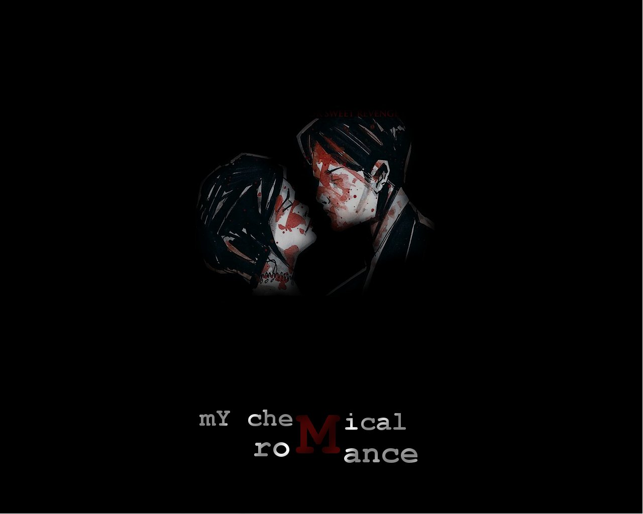 Three Cheers For Sweet Revenge By Ryhmesnriddles On Deviantart