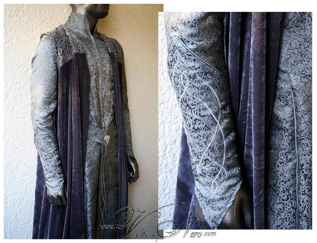 ... Thranduil Starlight Robe The Hobbit costume by Volto-Nero-Costumes & Thranduil Starlight Robe The Hobbit costume by Volto-Nero-Costumes ...