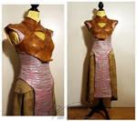 Daenerys Targaryen gown Game of Thrones costume
