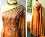 Elia Martell gown Game of Thrones cosplay costume