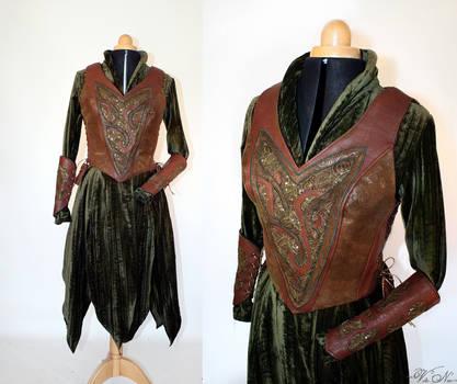 Tauriel Costume - The Hobbit Elven Dress
