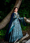Catelyn Tully Stark cosplay Game of Thrones