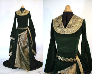Eowyn Lord of the Rings Cosplay Costume