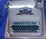 type writer stock