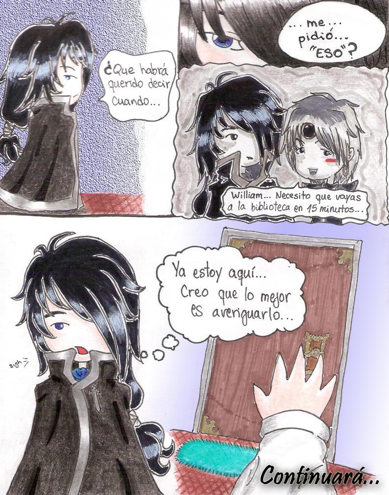 William y Venus parte 1 - SV by Darkenacho