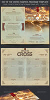 Day of The Cross Church Program Template