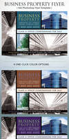 Business Property Flyer Template