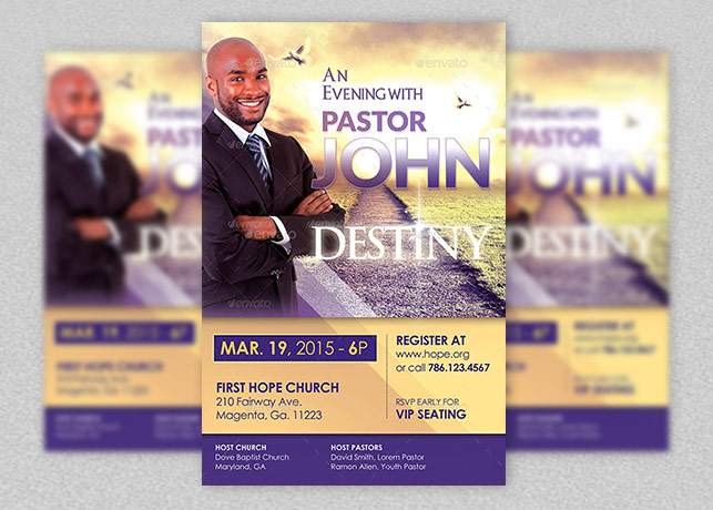 Church Conference Flyer Template By Godserv On Deviantart
