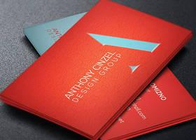 Designer Business Card Template by Godserv