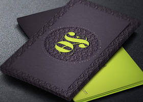 Creative Industry Business Card Template by Godserv