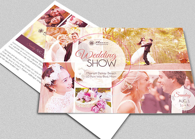 Wedding Convention Invitation Template by Godserv