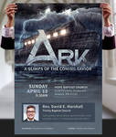 Ark Church Flyer and Poster Template
