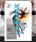 Dance Theater Flyer and Poster Template