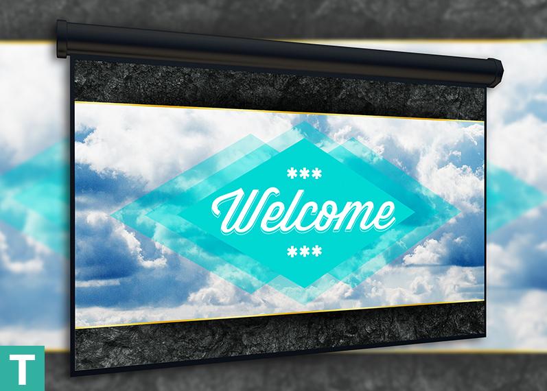 Free Sky Church Slide by Godserv