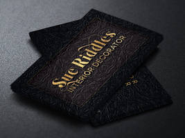 Decorator Business Card Template by Godserv
