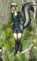 TF- COM: Skunk Cabbage by BeingObscene