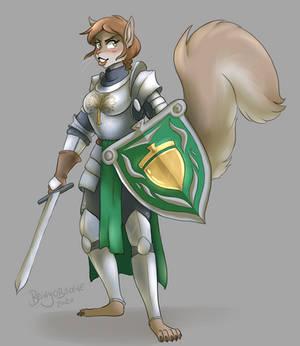 EOA - COM: Squirrel Knight