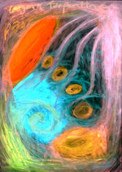 Pastel Turpentine Mix Creation Number 2