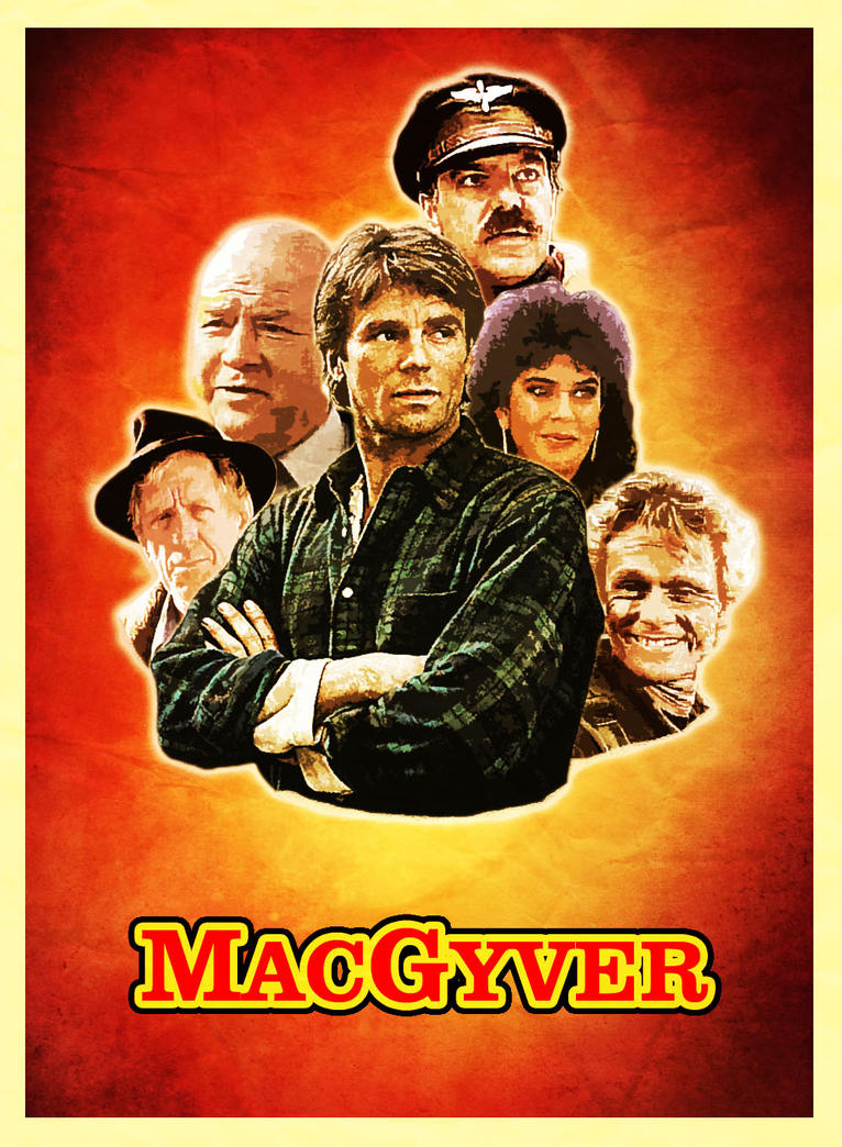 Mac Gyver tribute by donnielegland