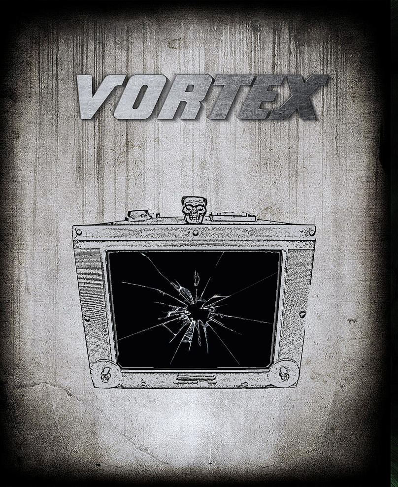 Vortex movie poster by donnielegland