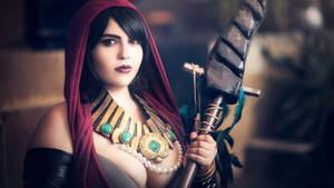 The Scornful Sorceress by GabbyNu