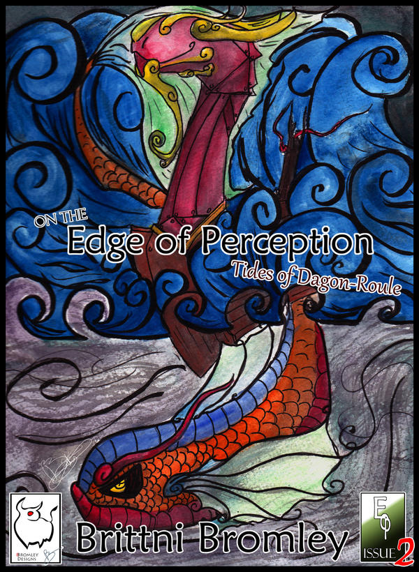 Edge of Perception, vol2 Tides of Dagon-Roule by Flooboo