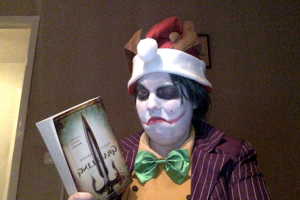 Oh it's a book.....Hmph! by Sammyman92