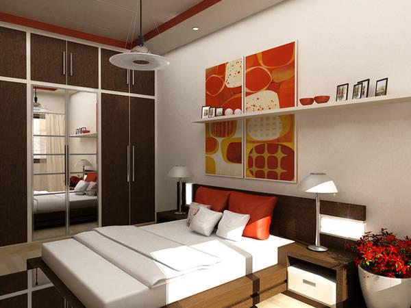 bedroom by Jad-sw