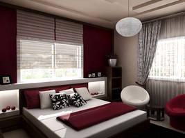 bedroom 3 by Jad-sw