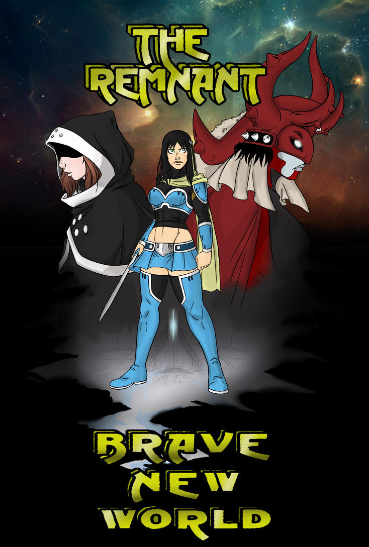 The Remnant: Brave New World Part 0 by RemnantComic