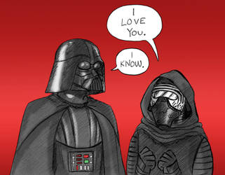 Star Wars: Notice Me by RemnantComic
