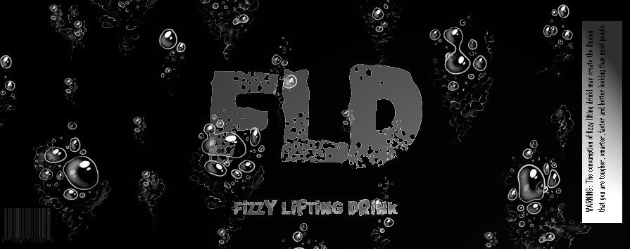 Fuzzy Lifting Drink Numba4 by BlackFiber