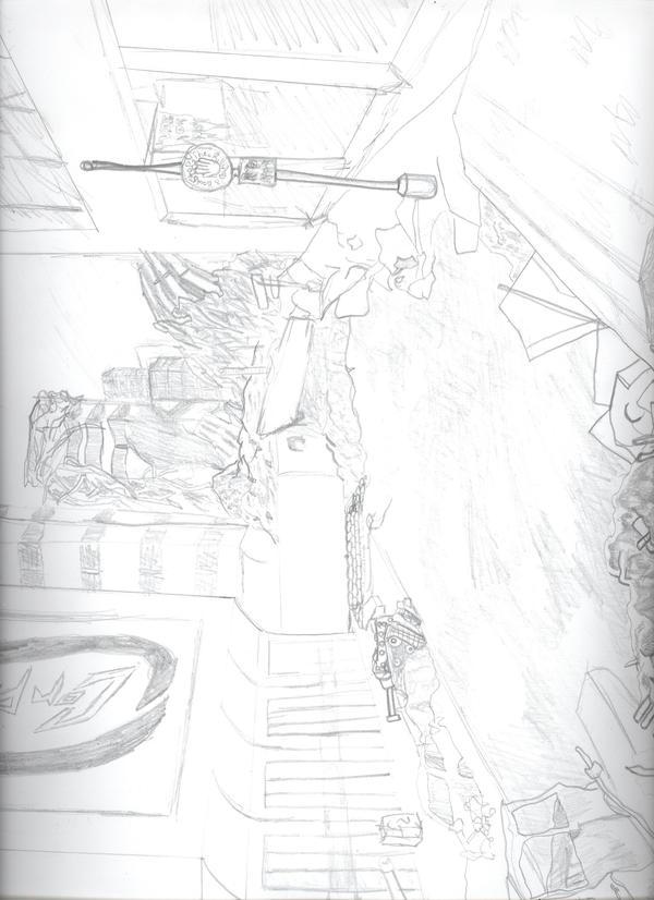 Concept 4 Battleground by BlackFiber