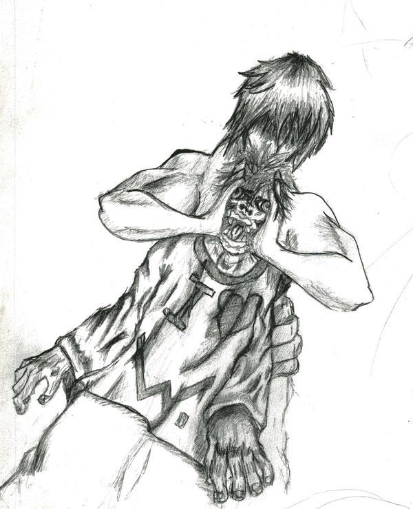 Zombie Pop by BlackFiber