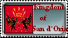 San d'Oria Stamp by Rokuness