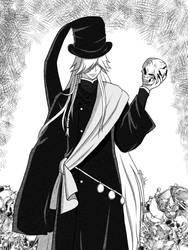 Undertaker KUROSHITSUJI by ngoenblue