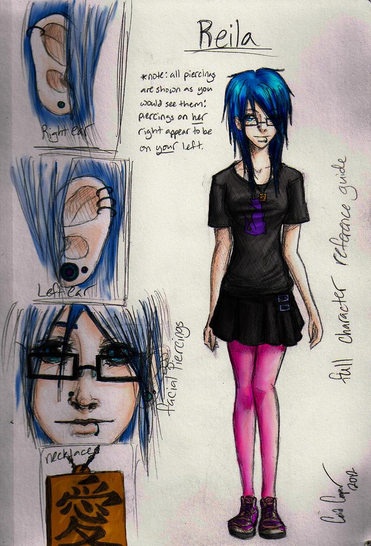 Reila character refs by ur-a-baka95